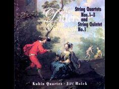 Karl Ditters von Dittersdorf ( 1739 - 1799 ) : String Quintet No.1 A Major