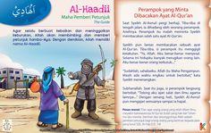 Kisah Asmaul Husna Al-Haadii      Ebook Anak