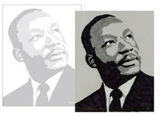 Martin Luther King Jr. Day Crafts on Pinterest | Martin Luther King ...