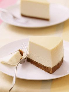 Cheese cake - gâteau au fromage blanc - Recettes de cuisine faciles et simples | Recettee