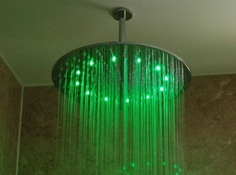BathEmpire lights the way with new LED shower heads