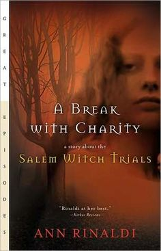 I reviewed this book for our district. Excellent book on Salem Witch Trials. Loved it! 8th grade and up.