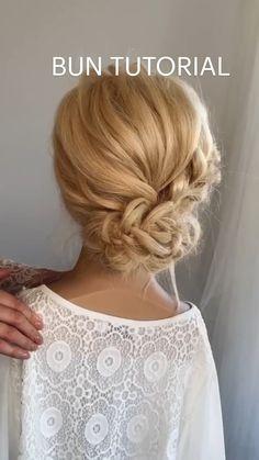 Easy Hairstyles For Long Hair, Fancy Hairstyles, Girl Hairstyles, Wedding Hairstyles, Bridesmaid Hairstyles, Long Hair Updos, Hair Updos For Medium Hair, Hairdos, Short Hair