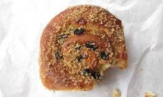The perfect chelsea buns