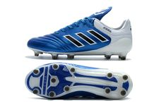 huge discount af8c6 5570a 2017-2018 FIFA World CUP New Soccer Cleats Adidas Copa 17 1 FG Blue Black  White