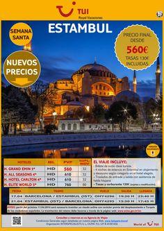 ¡Hemos bajado los precios! Semana Santa ESTAMBUL salida desde Barcelona. Precio final desde 560€ ultimo minuto - http://zocotours.com/hemos-bajado-los-precios-semana-santa-estambul-salida-desde-barcelona-precio-final-desde-560e-ultimo-minuto-2/