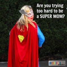 Discontent in Parenting