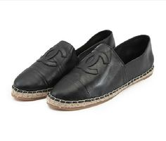 Chanel Espadrilles Price = $279.29  #wishlist #shopping