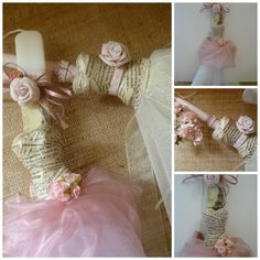 EASTER 2016 Hi everyone, We would like to share with you some ideas for our easter candles this year. Ballerina Party, Craft Business, Some Ideas, Handmade Design, Paper Mache, Irene, Decoupage, Wax, Arts And Crafts