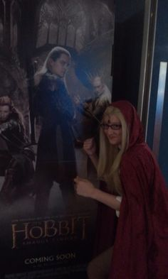 #hobbit #cosplay #in #the #cinema #epic #battle #for #popcorn