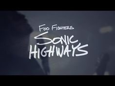 "New HBO series ""Sonic Highways"" looks like its going to be really good. Dave Grohl takes his band the Foo Fighters on a musical tour of America visiting the studios and meeting the musicians that have helped shape the country's vast musical wealth. Along the way the band record their new album influenced by this experience."