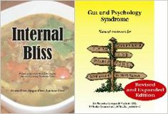Gut and Psychology Syndrome and Internal Bliss GAPS Cookbook (2 Books): Dr. Natasha Campbell-McBride and GAPSdiet.com: