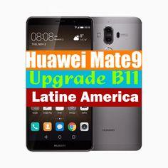 Huawei Mate9 MHA-L29 Firmware Update B111 (Latin America)