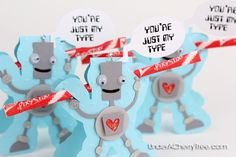 robot card - lettering delights cutting file