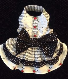 Dog Harness Dress XXS by chloesheart on Etsy
