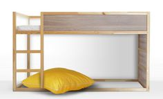 PANYL for IKEA KURA | Get the look you want for less with PANYL self-adhesive finishes