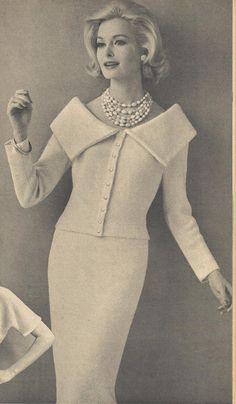 from Harper's Bazaar, 1957 Sunny Harnett