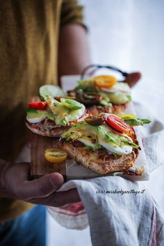 Avocado and Chorizo sandwich with chilli pepper flakes | Miss Becky's Cottage