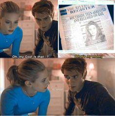 """Riverdale 2x05 """"Chapter Eighteen: When a Stranger Calls"""""""