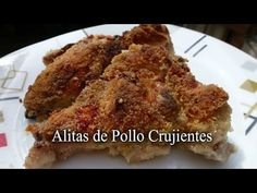 Damereceta.com - Alitas de pollo crujientes