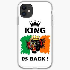 #thekingisback #conormcgregor #ufc #mma #findyourthing #shirtsonline #trends #riveofficial #favouriteshirts  #art #style #design #shopping #redbubble #digitalart #design #fashion #phonecases #customproducts #onlineshopping #accessories #shoponline #onlinestore Conor Mcgregor, Ipads, Ufc, Iphone Case Covers, Laptops, Phones, Custom Design, Finding Yourself, Samsung Galaxy