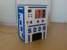 ▶ Lego soda machine - YouTube