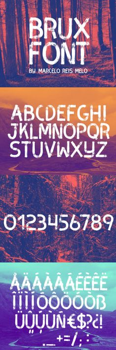 Awesome font Brush! Download now!