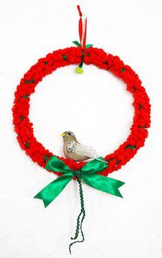 Guirlanda Natal Tradicional - R$53