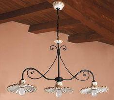 BILANCERE IN FERRO FORGIATO IMAS 35949 2L30 Lampadari rustici