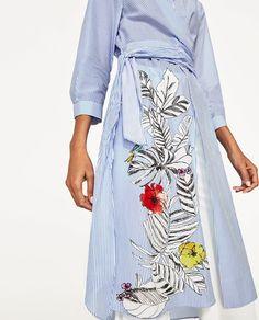 5f91c059c95a ΓΥΝΑΙΚΕΙΑ ΤΟΥΝΙΚ White 22 WF1790 - Afroditi Online Shop. Despina SaGe ·  Shirt-Dress (  Τουνίκ Πουκάμισο) · Zara