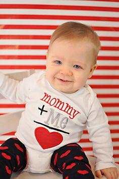 Valentine Onesie  Baby Boy Valentine by DarlingLittleBowShop