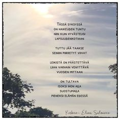 Finnish Words, Poems, Quotes, Life, Instagram, Quotations, Poetry, Verses, Quote