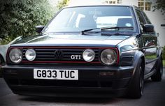 another classic. VW Golf MK2 GTI, incredible German engineering!