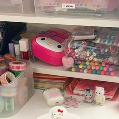 Desk Space, Aesthetic Rooms, Stationary, Kawaii Things, Cute, Bedroom Ideas, Archive, Essentials, Fandom