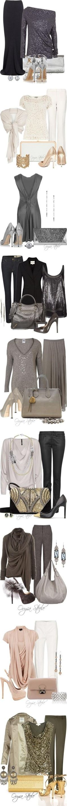 """""""The Holiday Collection"""" by orysa on Polyvore by babegotback"""