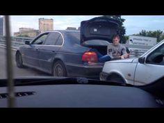Remolcando un coche en Rusia - videos de humor - humor variado   elRellano.com
