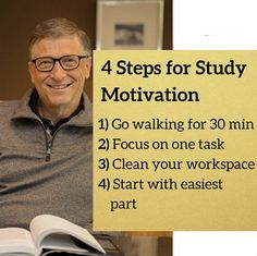 Hair Styles For School Bill gates True Quotes, Great Quotes, Motivational Quotes, Inspirational Quotes, Study Motivation Quotes, Study Quotes, Fitness Workouts, Bill Gates Quotes, Habits Of Successful People