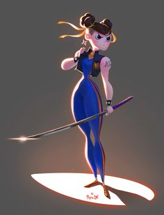 Character Design 02 on Behance