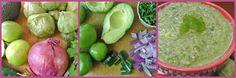 Homemade Salsa Verde Recipe | Nosh My Way