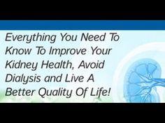 Healing Kidney Disease Naturally