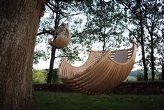 Suspended Cocoon Chair