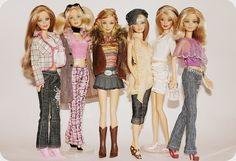 'Fashion Fever' Mackie dolls