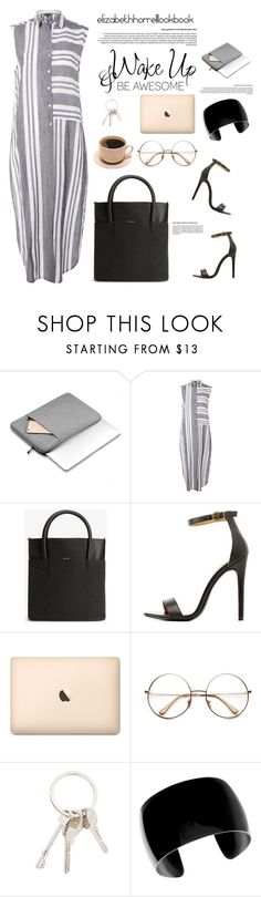 """""""STYLED BY LIZ"""" by elizabethhorrell ❤ liked on Polyvore featuring Topshop, Matt & Nat, Charlotte Russe, WALL and Givenchy"""