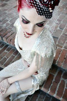 casamento temático, carnaval dos anos 20!
