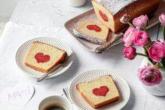 Eine Schritt-für-Schritt-Anleitung für Kuchen mit Herz ♥ Jetzt Rezept entdecken und gleich daheim selbst ausprobieren!