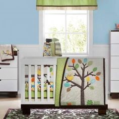 Not Neutral Arbor Friends baby crib bedding sets, along with Not Neutral Arbor Friends baby crib bedding accessories, are available at Baby SuperMall with low prices and more pictures than any other retailer.