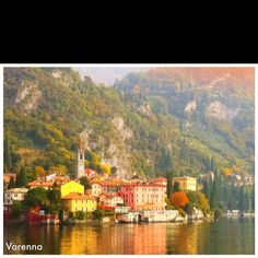 Romantic Varenna, Lake Como, Italy