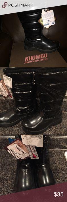 Spotted while shopping on Poshmark: KHOMBU Pom Pom 2 Girls Snow Boots! #poshmark #fashion #shopping #style #Khombu #Other
