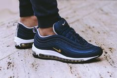 Nike Air Max 97's Upcoming Navy, Grey,
