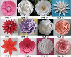 Need Paper Flowers for Decoration? Contact Joe, What's App: +86 130 1644 3494 Besoin de Fleurs en Papier pour décoration ? contactez-moi, Joe , What's App: + 86 130 1644 3494